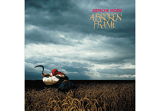 Depeche Mode - A Broken Frame (CD + DVD)