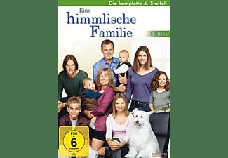 Eine himmlische Familie - Die komplette 4. Staffel DVD