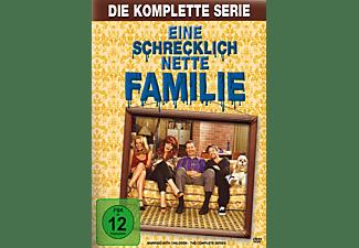 Eine schrecklich nette Familie - Staffel 1-11 (Komplett) DVD