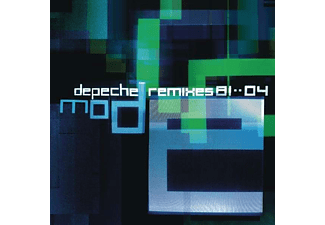 Depeche Mode - Remixes 81-04 (CD)