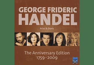 VARIOUS - Handel-Anniversary Editionarias & Duets  - (CD)