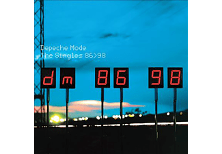 Depeche Mode - The Singles 86-98 (CD)
