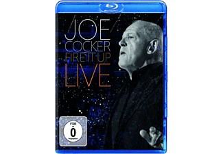 Joe Cocker - Fire It Up - Live (Blu-ray)