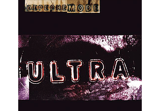 Depeche Mode - Ultra (CD + DVD)
