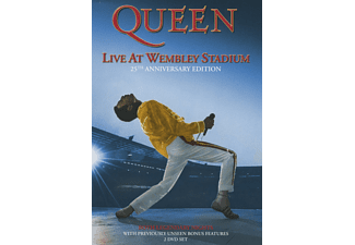 Queen - Live At Wembley (25th Anniversary)  - (DVD)