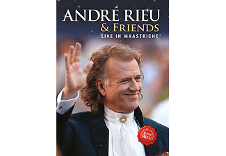 André Rieu - Andre Rieu & Friends - Live In Maastricht (Blu-ray)