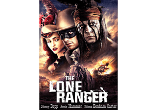 The Lone Ranger | DVD