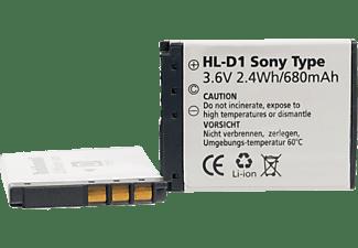 HÄHNEL HL-D1 für Sony NP-BD1/NP-FD1 HL-D1 Akku, Li-Ion, 3.7 Volt, 680 mAh