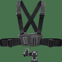 SONY AKA-CMH 1 für HDR-AS 15 / AS 30, Tragegurt, Schwarz, passend für Actioncams