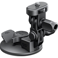 SONY VCT-SCM 1 Saugnapfhalterung, Saugnapfhalterung, Schwarz, passend für Actioncams
