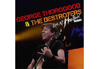 The Destroyers - Live At Montreux 2013 (CD)