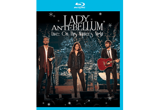Lady Antebellum - Live: On This Winter's Night (Blu-ray)