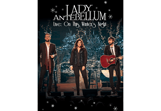 Lady Antebellum - Live: On This Winter's Night (DVD)