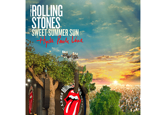 The Rolling Stones - Sweet Summer Sun - Hyde Park Live (CD + DVD)