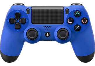 PLAYSTATION PS4 Manette Sans fil Dualshock 4 Bleu (9201397)