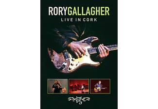 Rory Gallagher - Live In Cork (DVD)