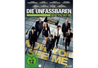 Die Unfassbaren - Now You See Me DVD