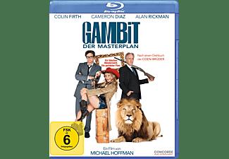 Gambit - Der Masterplan Blu-ray