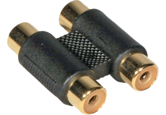 JB SYSTEMS Double RCA adaptor 1309