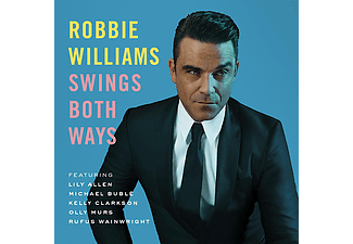 Robbie Williams - Swings Both Ways (CD)