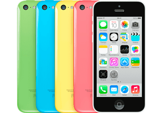Apple iPhone 5C Blanco de 8GB y red 4G