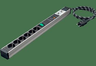 INAKUSTIK Reference Power Bar AC-2502-SF8 Netzleiste 8fach (6+2) x Schuko 16A