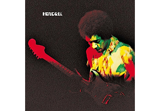 Jimi Hendrix - Band Of Gypsys (Vinyl LP (nagylemez))