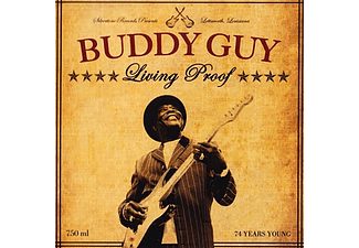Buddy Guy - Living Proof (Vinyl LP (nagylemez))