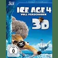 Ice Age 4 – Voll verschoben 3D [3D Blu-ray (+2D)]