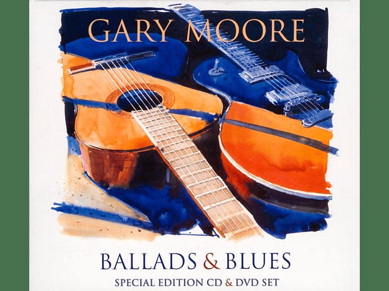 Gary Moore - Ballads & Blues CD + DVD Video
