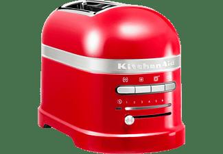 Tostadora - Kitchen Aid 5KMT2204EER Capacidad para 2 tostadas, 7 niveles, estructura metálica
