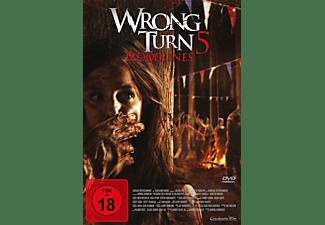 Wrong Turn 5 – Bloodlines DVD