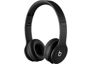 BEATS Beats by Dr. Dre 900-00153-03 SOLO HD MATTE BLACK Kopfbügel-Headset, OnEar, 1.361 mm Kabel, Schwarz