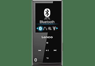 LENCO MP3 Player XEMIO 760 BT mit 8 GB Speicherplatz, Bluetooth und microSD-Kartenstslot, schwarz