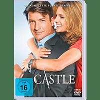 Castle - Staffel 5 DVD