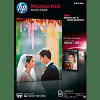 HP CR 674 A Premium Plus Fotopapier glänzend 210 x 297 mm A4 50x Blatt im Format 210 x 297 mm