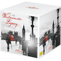 VARIOUS, Orchester Der Wiener Staatsoper, Münchner Philharmoniker, Wiener Akademie Kammerchor, European String Quartet, Royal Philharmonic Orchestra, Various Orchestras - The Westminster Legacy - The Collector's Edition [CD]