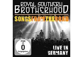 Royal Southern Brotherhood - Songs From The Road - Live In Germany  - (CD + DVD Video)