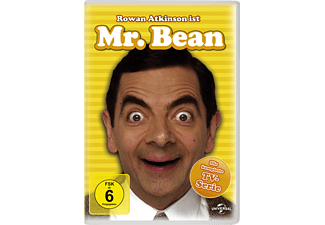 Mr. Bean - Die komplette TV-Serie [DVD]