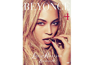 Beyoncé - Live At Roseland - Elements Of 4 (DVD)
