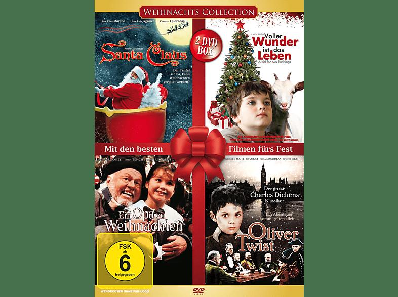 Weihnachtscollection - Mit Den Schönsten ... [DVD]