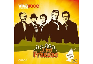 Viva Voce - A Cappella Boyband, Viva Voce Die A Cappella Band - I Feel Fräggae  - (CD)