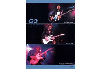 G3 - G3 Live in Denver (DVD)