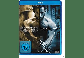 X-Men Origins - Wolverine: Wie alles begann + The Wolverine: Weg des Kriegers [Blu-ray]