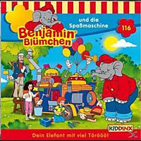 Folge 116: Die Spaßmaschine  - (CD)