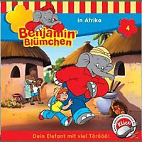 Folge 004: In Afrika  - (CD)
