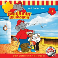 Folge 005: Auf Hoher See  - (CD)