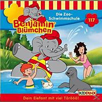 Folge 117: Die Zoo-Schwimmschule  - (CD)