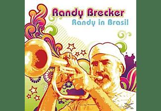 Brecker Randy - Randy In Brasil  - (Vinyl)