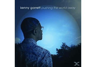 Kenny Garrett - Pushing the World Away  - (CD)